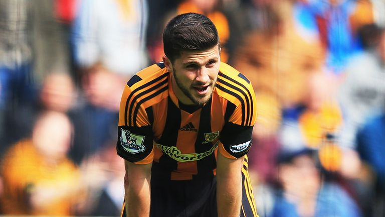 Shane Long: Hull City striker suffered calf injury in defeat to Arsenal