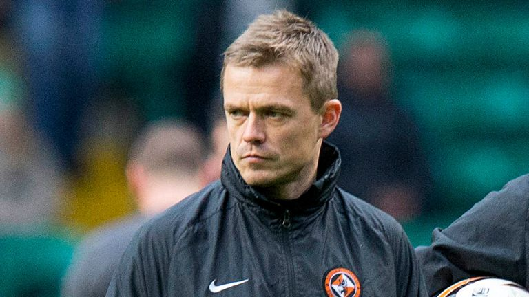 Simon Donnelly: Dundee United assistant boss praises United heroes