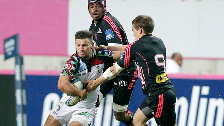 Danny Care: Praised by Conor O'Shea