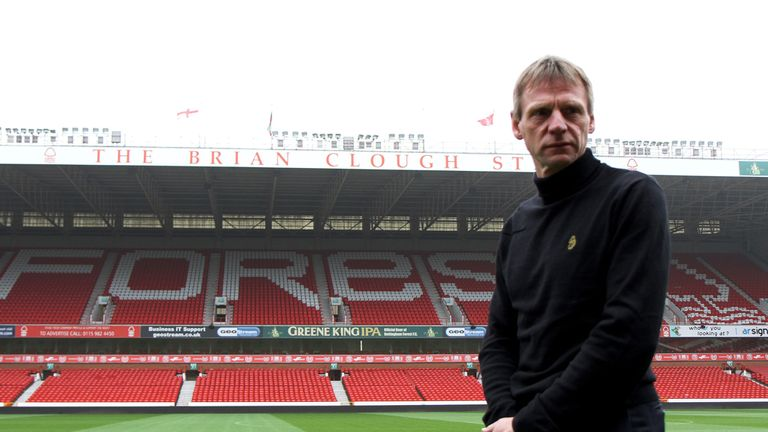 Stuart Pearce: Confident he will be given the backing he needs