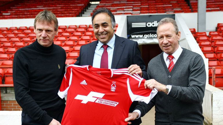Fawaz Al Hasawi: Reluctant to sanction sales but has acted in the best interests of the club