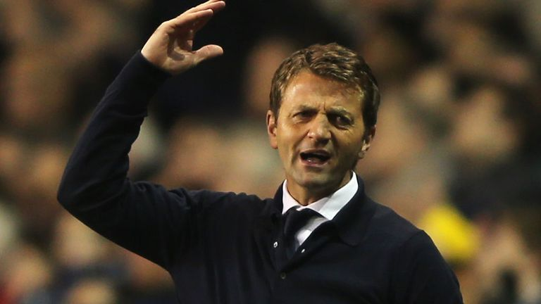 Tim Sherwood: Sacked after five months in charge at White Hart Lane