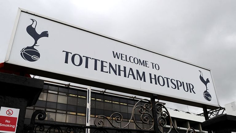 White Hart Lane: Spurs want to build a new 56,000-seater stadium on the site in north London