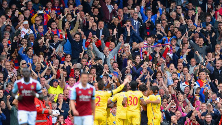 Mile Jedinak: Netted his first Premier League goal to claim the points at Upton Park
