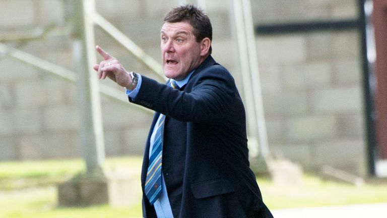 Tommy Wright: St Johnstone boss was happy enough with his team's win