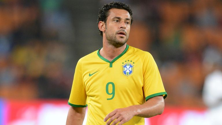 Fred: Has defended himself against accusations of diving against Croatia