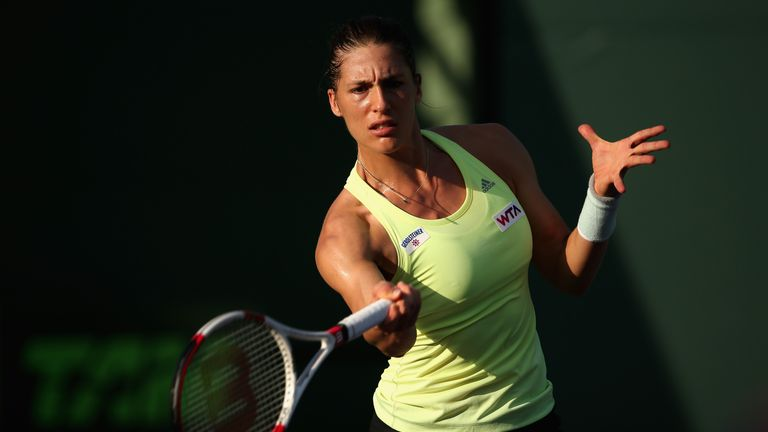 Andrea Petkovic: Won Family Circle Cup on Sunday