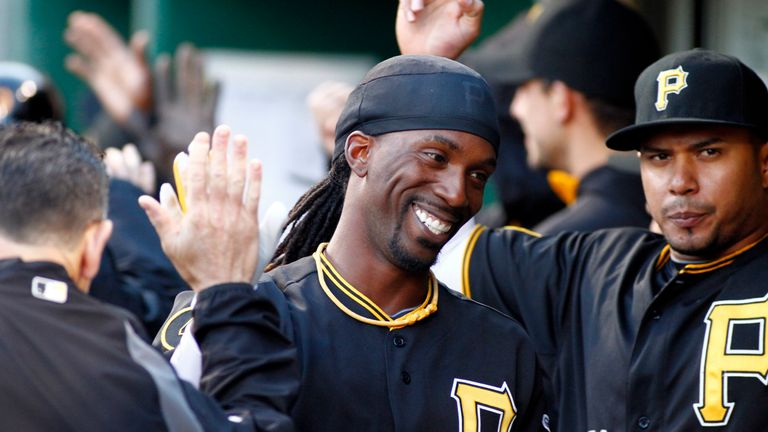 Andrew McCutchen: Inspired the Pittsburgh Pirates to victory