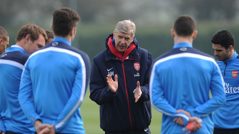 Arsene Wenger: Will stick to his attacking principles