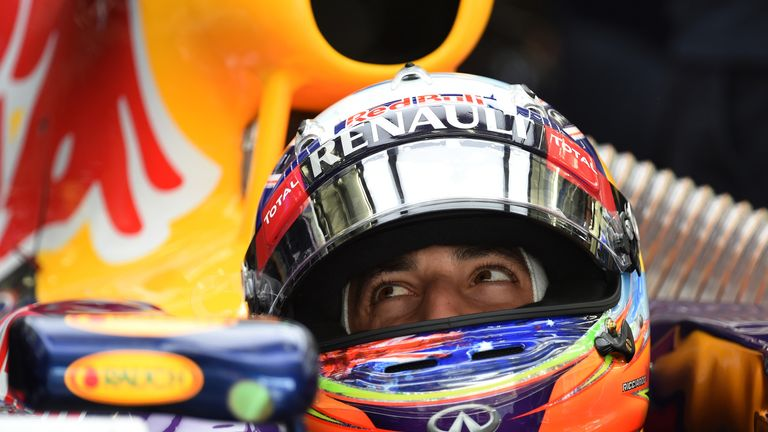 Daniel Ricciardo: Team hopeful of overturning his Australian GP disqualification