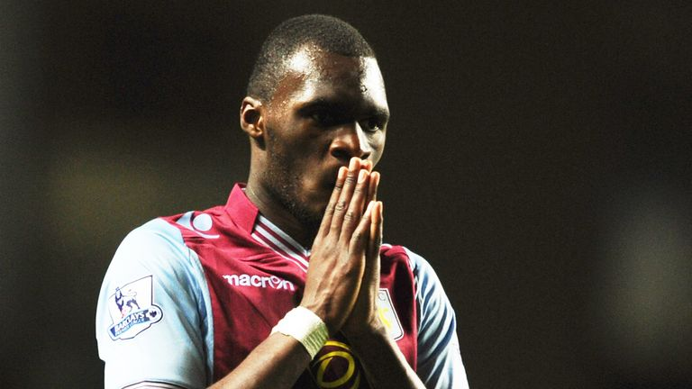 Christian Benteke: Not heading to Brazil