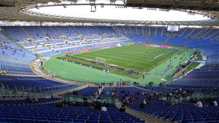 Stadio Olimpico: Requires improvements if it is to host Euro 2020 games