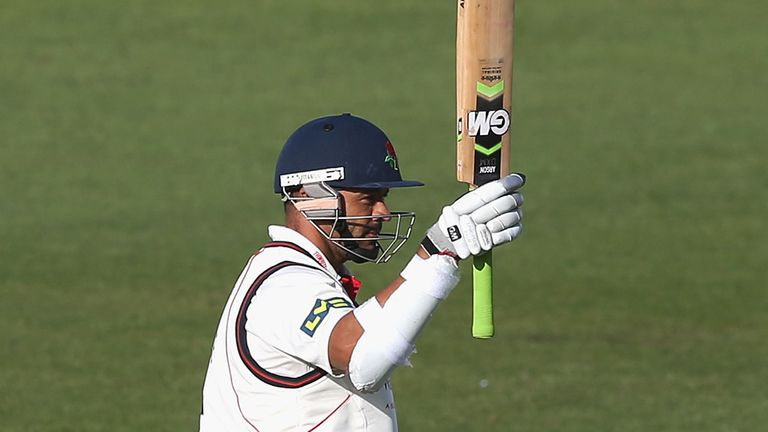 Ashwell Prince: His impressive century was in vain