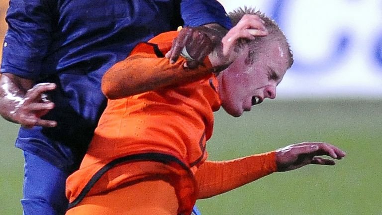 Davy Klaassen: Stepped up