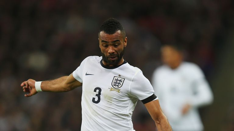 Ashley Cole: Called time