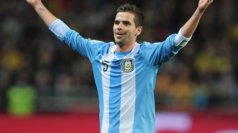 Fernando Gago: Touch and go for the World Cup