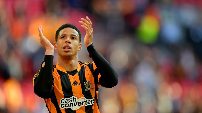 Curtis Davies: His half-time talk got the reaction he wanted