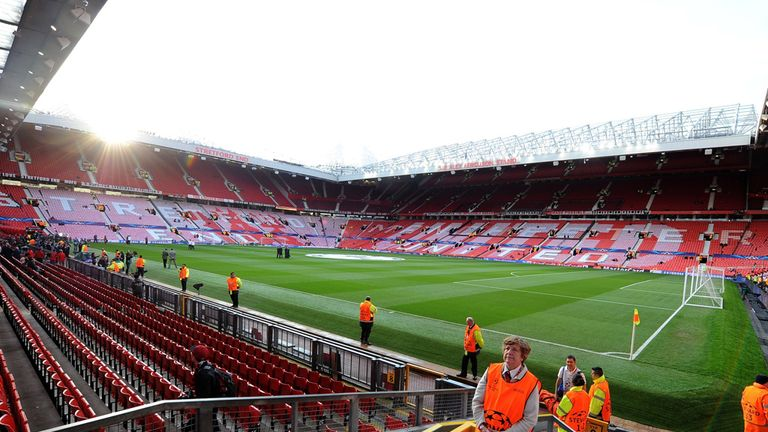 United have fallen way behind the Premier League's biggest spenders