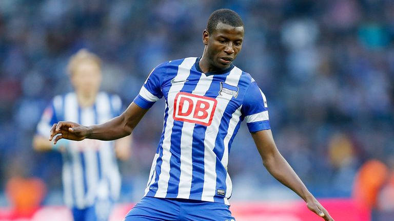 Adrian Ramos: The striker is heading to Borussia Dortmund this summer