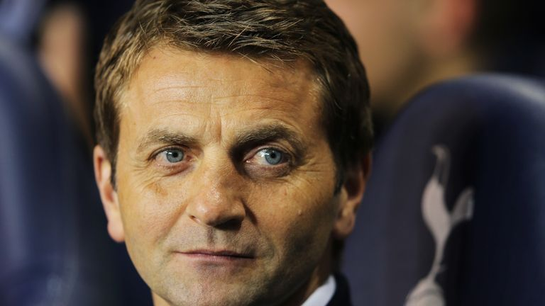 Tim Sherwood: Aired his views on a range of topics on Goals on Sunday