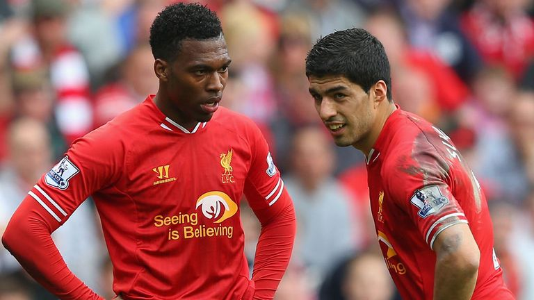 Sturridge and Suarez: Liverpool's SAS