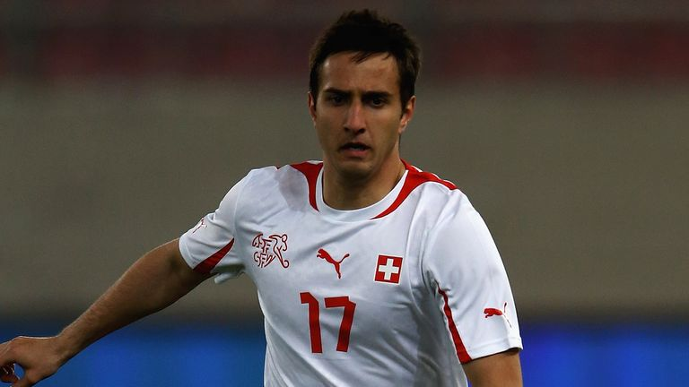 Mario Gavranovic: Switzerland forward has suffered a torn cruciate ligament