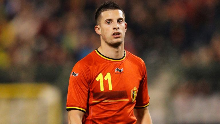 Mirallas has represented Belgium on 56 occasions