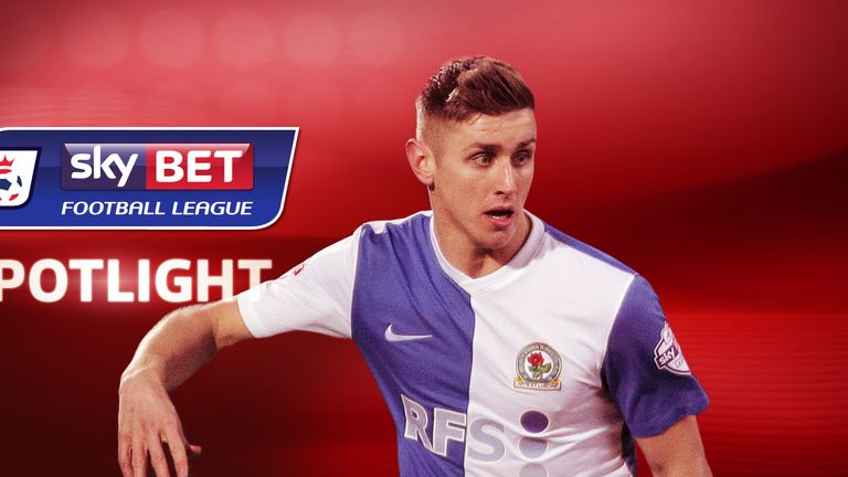 Tom Cairney: Believes exciting times lie ahead at Ewood Park