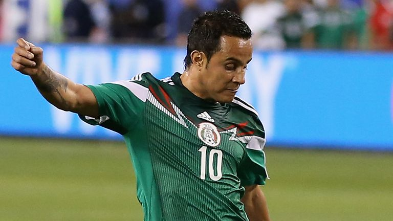 Luis Montes: Mexico midfielder set to miss World Cup