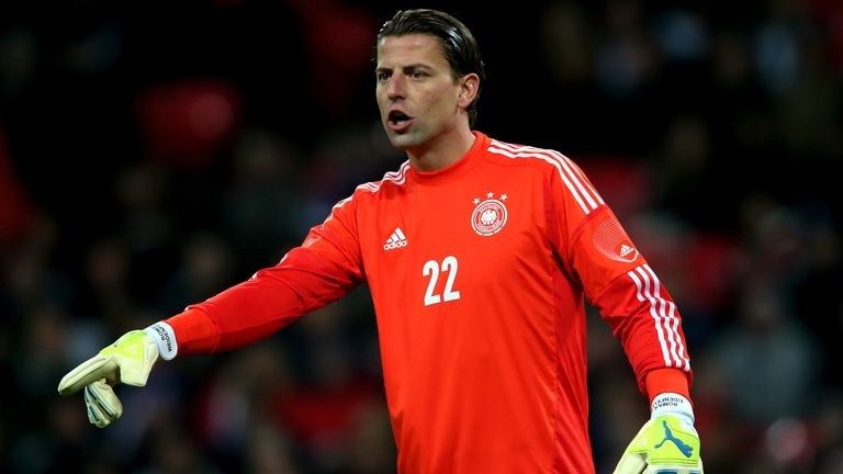 Roman Weidenfeller: Ready to take Manuel Neuer's place if called upon