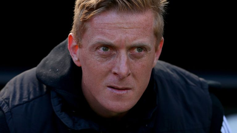 Garry Monk: The interim boss expects to hold talks over full-time job soon.