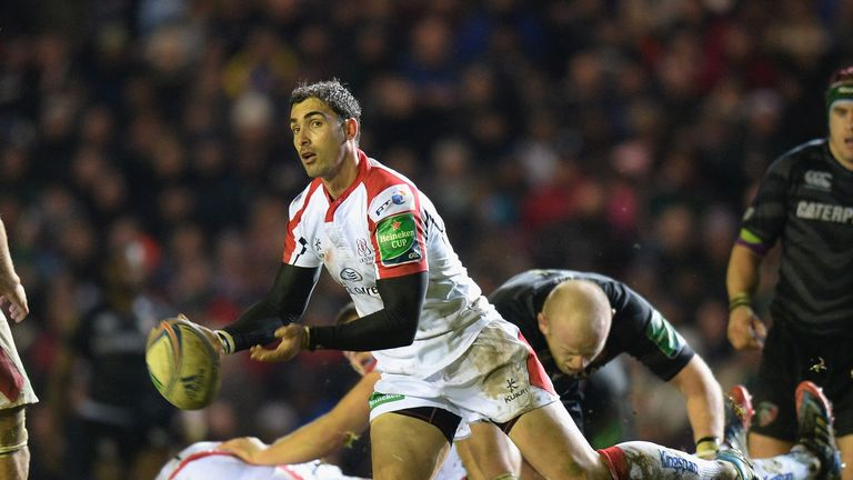 Ruan Pienaar: shoulder problem could end his season early