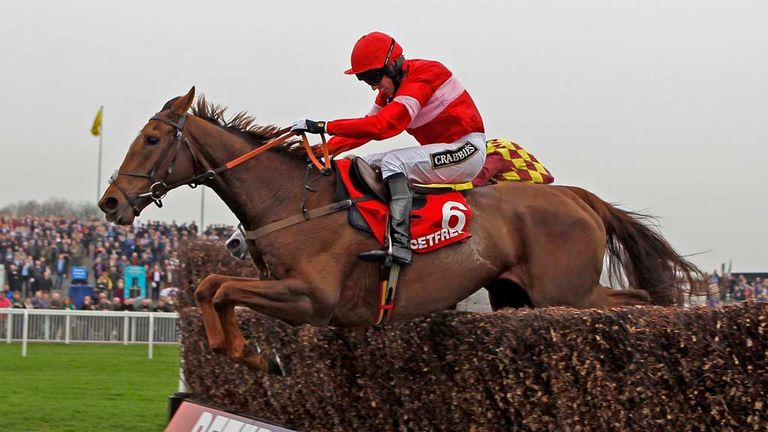Silviniaco Conti: Top chaser according to Anglo-Irish classifications