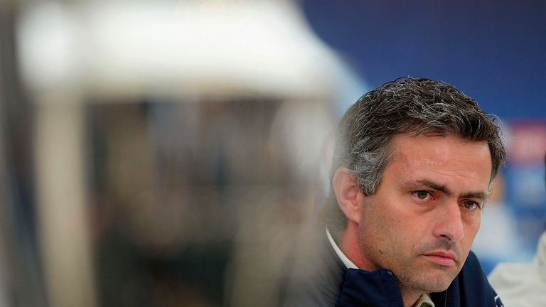 Jose Mourinho led Porto to Champions League glory 10 years ago in 2004