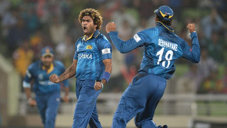 Lasith Malinga, Sri Lanka, World Twenty20 v West Indies