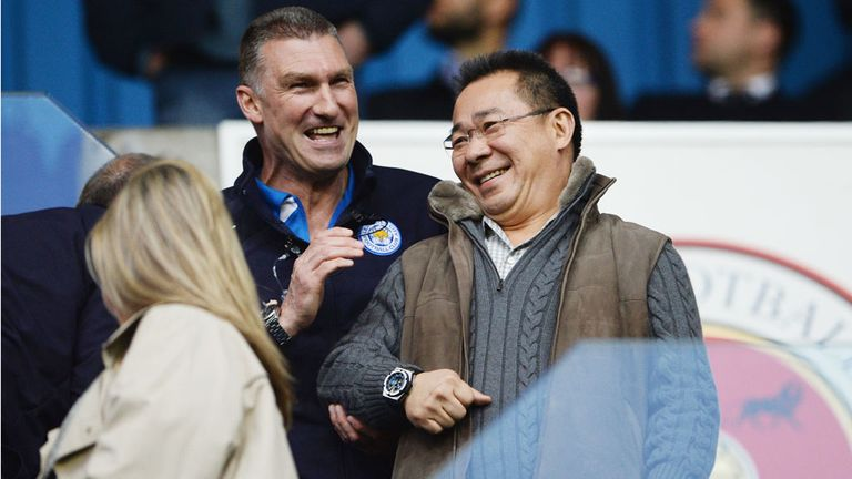 Vichai Srivaddhanaprabha: Wants Leicester to become a force in the Premier League