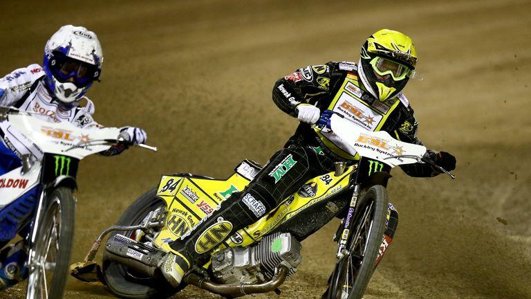Martin Smolinski: Surges under Nicki Pedersen for the win at Western Springs Speedway