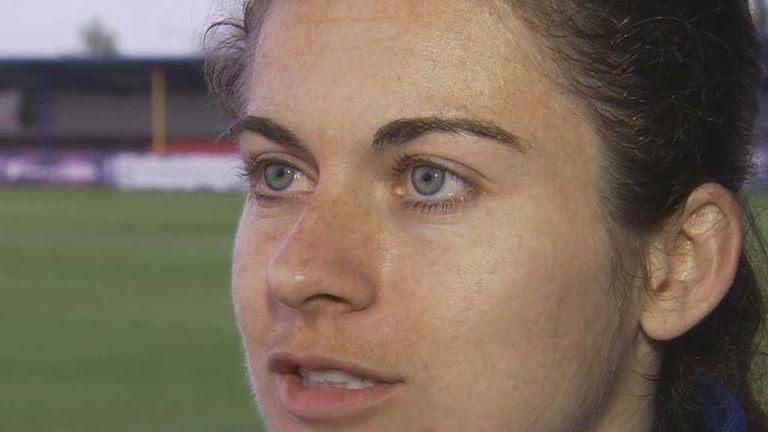 Karen Carney: On target for Birmingham in 1-1 draw