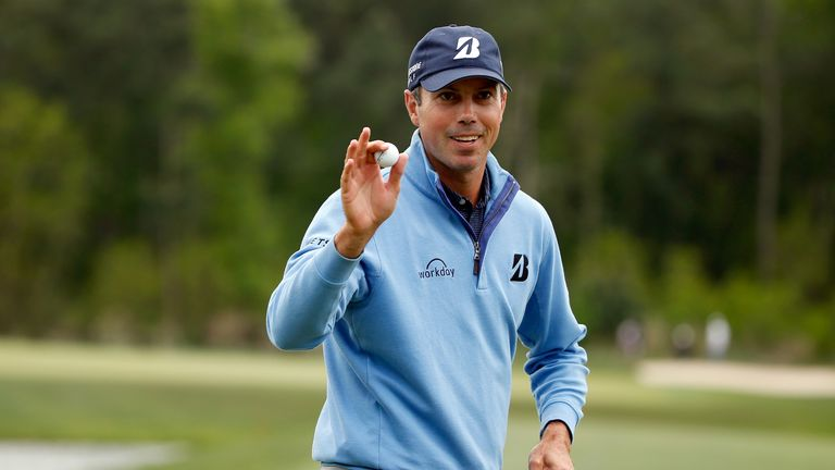 Matt Kuchar: Opened up healthy lead with third-round 68