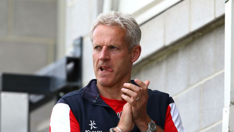 Peter Moores: Unfinished business