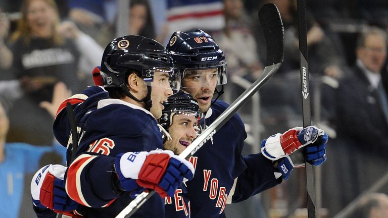 New York Rangers: return to NHL play-offs