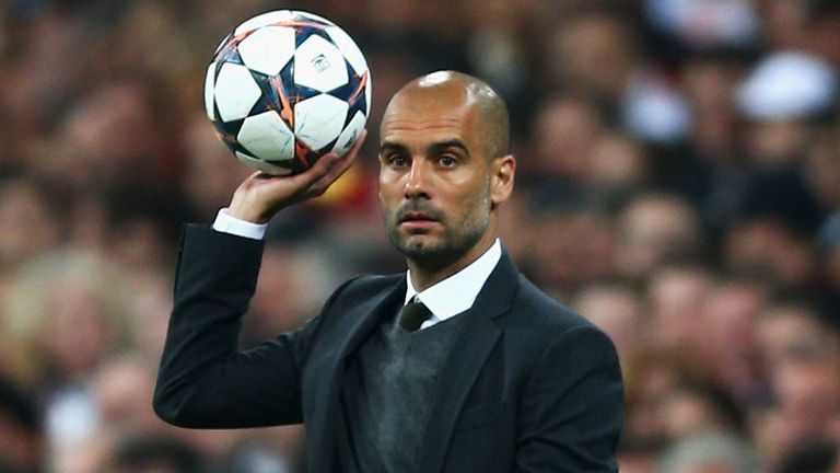 Pep Guardiola: Insists he will not change his style