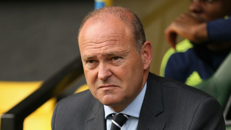 Pepe Mel: Has taken 12 points from the 12 games he has been in charge of West Brom