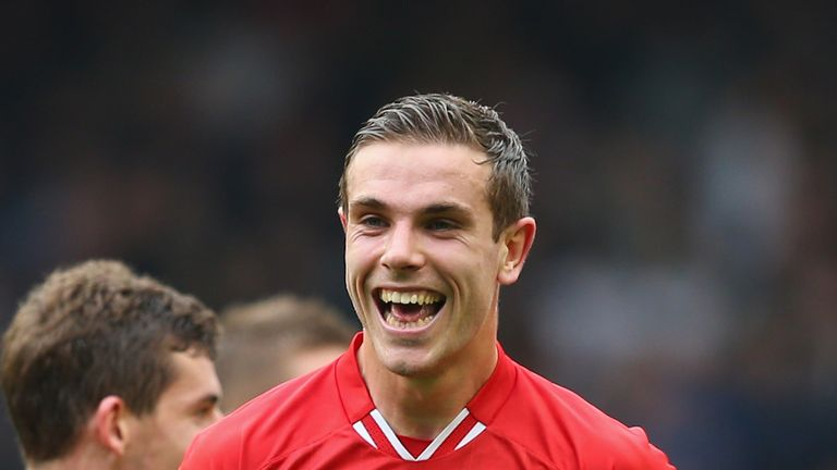 Jordan Henderson's great from makes his a tough man to replace
