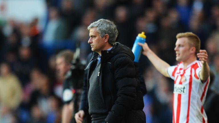 Jose Mourinho: Congratulated match officials following defeat to Sunderland