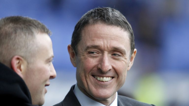 Robert Elstone, Everton Chief Executive, could join Super League as its new CEO