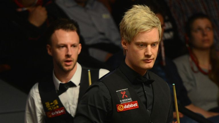 Neil Robertson: Faces Judd Trump in final