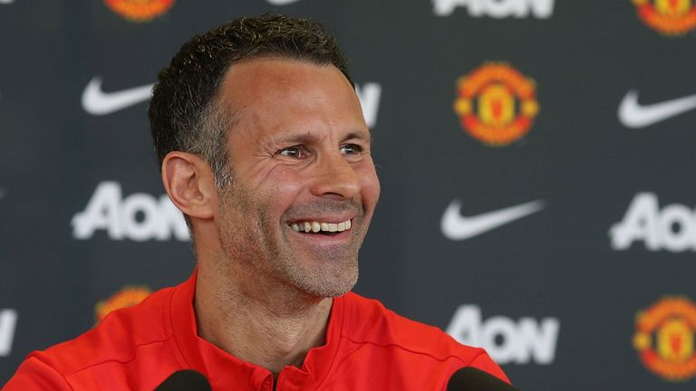 Ryan Giggs: An assured showing in front of the media