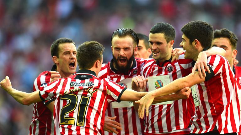 Sheffield United will be League One's table toppers