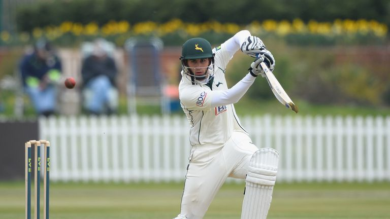 Alex Hales: Will look to get some County Championship game time with Worcestershire